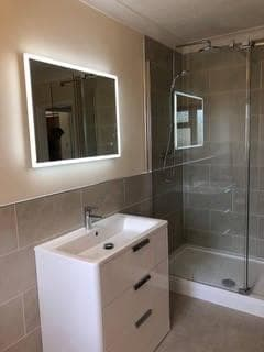 Finished Bathroom in Salhouse by MG Plumbing & Heating Norfolk Ltd